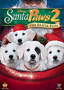Santa Paws 2 The Santa Pups from Walt Disney Studios Home Enter