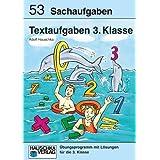 """Textaufgaben 3. Klasse. Sachaufgabenvon """"Adolf Hauschka"""""""