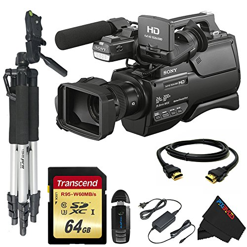 sony-hxr-mc2500-hxrmc2500-shoulder-mount-avchd-camcorder-with-3-inch-lcd-black-transcend-64-gb-high-