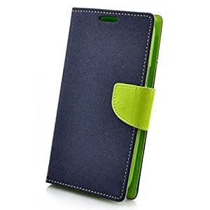 Imported Mercury Fancy Wallet Dairy Flip Case Cover for Samsung Galaxy A8
