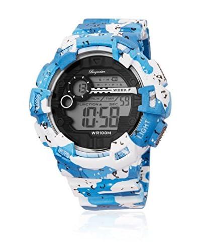 Burgmeister Reloj de cuarzo Halifax Azul 51 mm