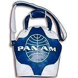 Pan Am Vintage-Style Mini Shoulder Bag