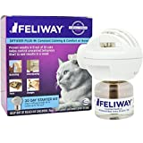 Ceva Feliway Plug-In Diffuser with Refill, 48 mL