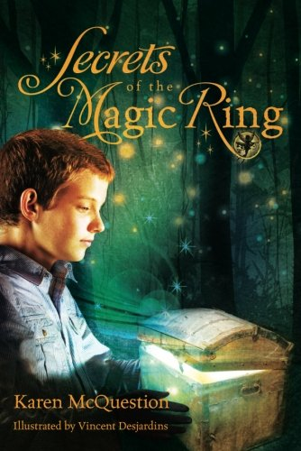 Giveaway: Secrets of the Magic Ring