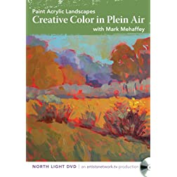 Paint Acrylic Landscapes - Creative Color in Plein Air