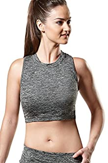 Crop Muscle Tank - KOS USA