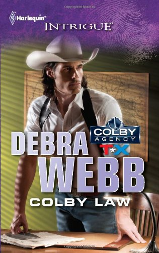 book cover of Colby Law