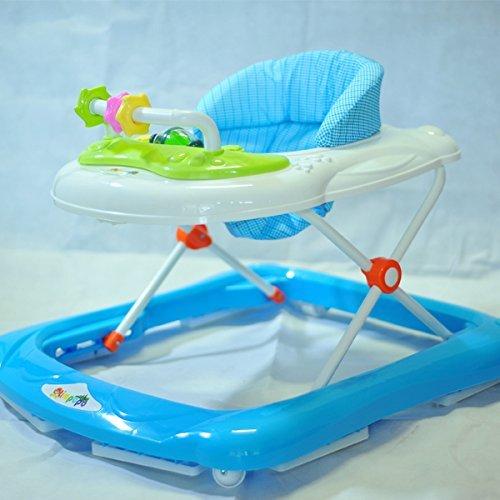 LAUFLERNHILFE Lauflernwagen Gehfrei Baby Walker Laufhilfe Babywagen #B