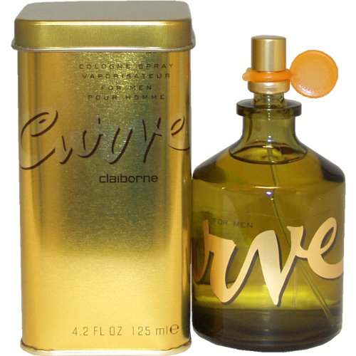 Curve by Liz Claiborne for Men - 4.2 Ounce Cologne