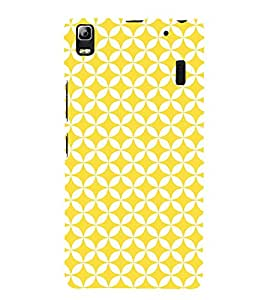 Baby Yellow Clothes 3D Hard Polycarbonate Designer Back Case Cover for Lenovo A7000