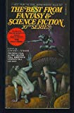 The Best from Fantasy and Science Fiction: 20th Series (9997376455) by Frederik Pohl