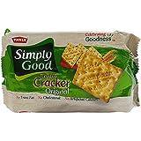 #9: Parle Simply Good Biscuits - Cream Cracker Original, 200g Pack