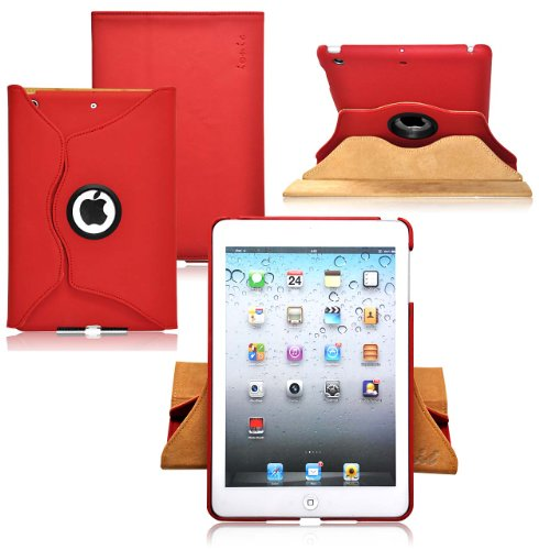 Ionic Rotating Stand Leather Apple iPad Mini