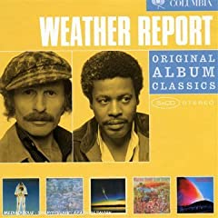 Weather Report Original Album Classics  cover