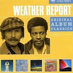 Weather Report Original Album Classics  cover