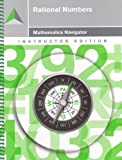 img - for Rational Numbers (Mathematics Navigator: Instructor Edition) book / textbook / text book