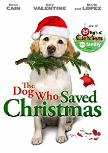 The Dog Who Saved Christmas by ANCHOR BAY