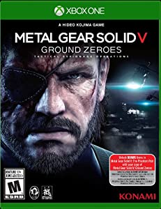 Metal Gear Solid V: Ground Zeroes - Xbox One Standard Edition