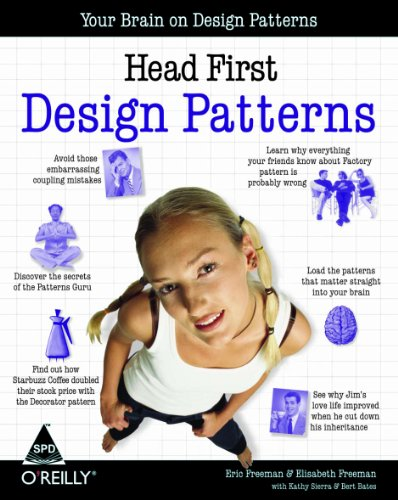 Head First Design Patterns Publisher
