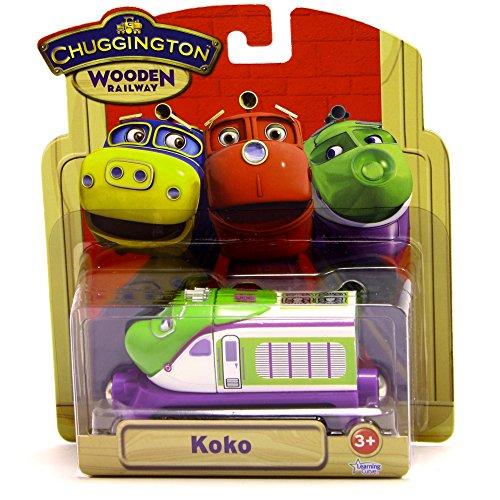 Chuggington Wooden Railway Koko