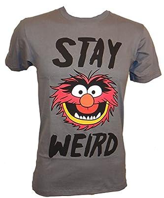 Disney Muppets Animal Stay Weird T-shirt