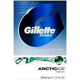 The Gillette Aftershave Splash Arctic Ice - 100 ml