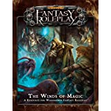 Warhammer Fantasy Roleplay: The Winds of Magic: A Resource for Warhammer Fantasy Roleplay [With Cards and Tokens, Handouts, Tracking Sheets, Etc. andby Fantasy Flight Games