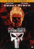 Ghost Rider / The Punisher (2 Dvd)