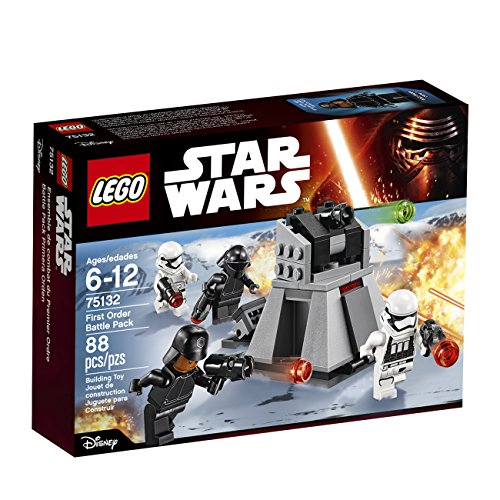 LEGO Star Wars First Order Battle Pack 75132 (Target Lego Star Wars compare prices)