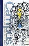 架空の漫画ノート  BARBARIAN 分断大陸 一巻 架空の歴史ノート