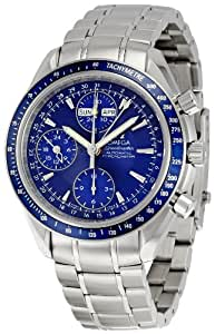 Omega Men's 3222.80 Speedmaster Chronograph Dial Watch