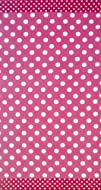 Dohler Beach Towel Dots and Dots