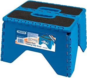 Draoer 19260 Heavy Duty Folding Step Stool