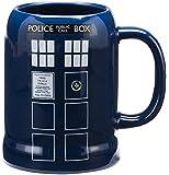 Vandor 16079 Doctor Who Ceramic Stein, 20-Ounce, Multicolored