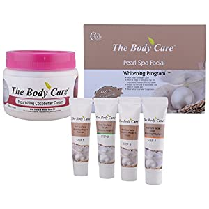 The Body Care Combo Of Pearl Spa Facial Kit + Cocobutter Cream