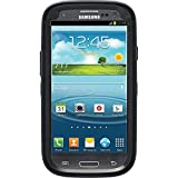 Otterbox Defender Case for New Samsung Galaxy SIII - Black
