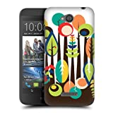 Head Case Designs Forest Upside Down Protective Snap-on Hard Back Case Cover for HTC Desire 616