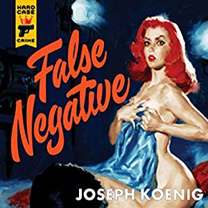 False Negative Audiobook