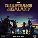 Marvel's Guardians of the Galaxy Audiobook by Chris Wyatt,  Marvel Press Narrated by Chris Patton