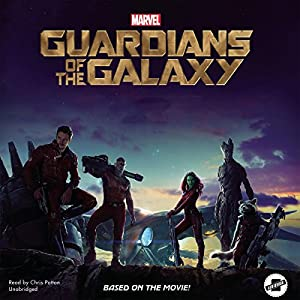 Marvel's Guardians of the Galaxy Audiobook