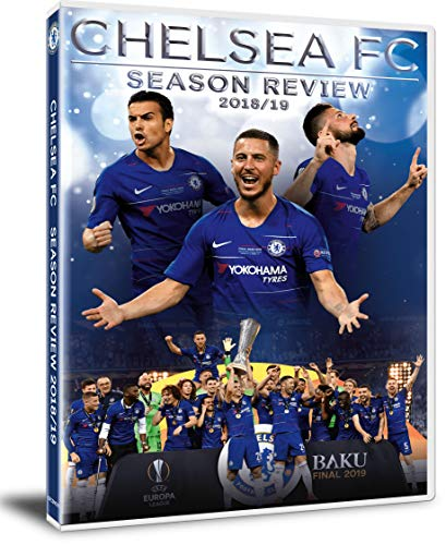 DVD : Chelsea Fc Season Review 2018/19
