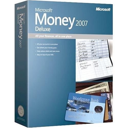 Money Deluxe 2007 Win32         En Disk Kit Mvl CD