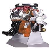 プラッツ 1/4 ダッジ A990 HEMI レーシングエンジンキット プラモデル