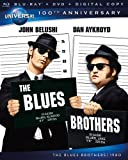 The Blues Brothers (Blu-ray + DVD + Digital Copy)