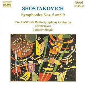 Shostakovich:Symphonies 5 & 9