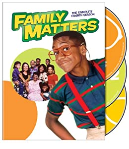 Family Matters: Complete Fourth Season