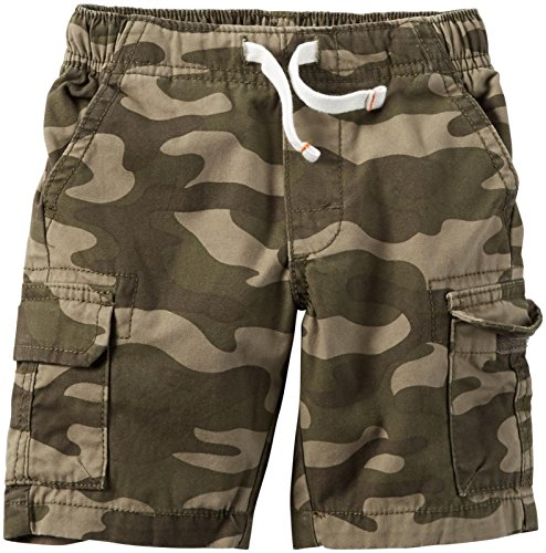 Carter's Baby Boys' Mid Tier Shorts - Camo - 12 Months