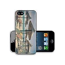 buy Msd Apple Iphone 5 Iphone 5S Aluminum Plate Bumper Snap Case Umbrellas At Beach Vintage View Image 25710180