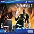 PS3 320GB Infamous 2 bundle