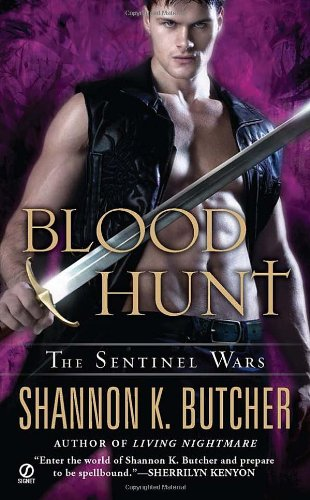 Image of Blood Hunt: The Sentinel Wars